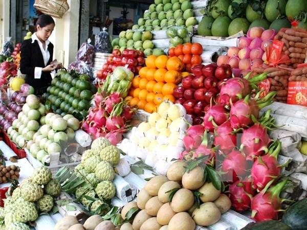 Exportacion de verduras de Vietnam totalizara dos mil millones de USD hinh anh 1