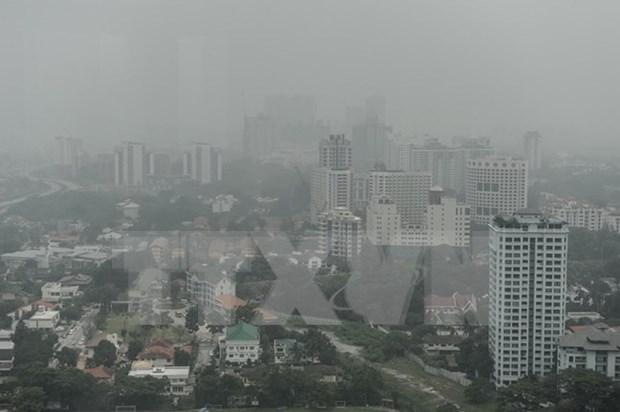 Retorno de humo obliga a cerrar escuelas en Malasia hinh anh 1