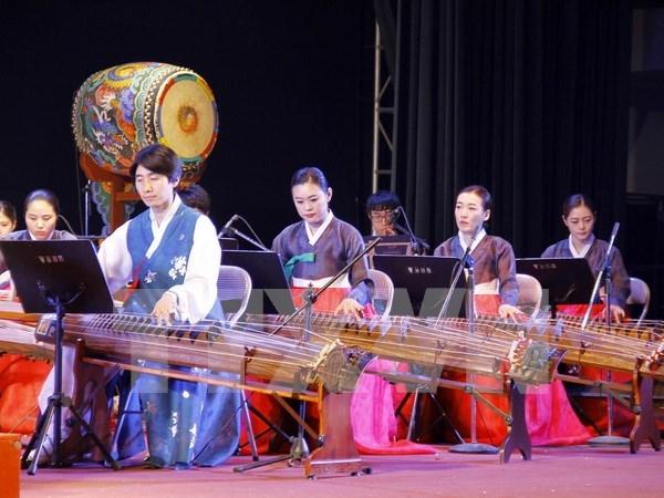 Construiran centro de intercambio cultural de Sudcorea en Quang Nam hinh anh 1