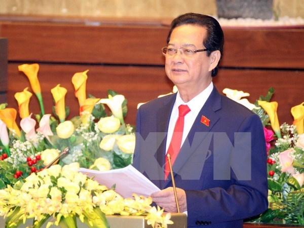 Vietnam cumplira 13 de 14 metas de desarrollo socioeconomico hinh anh 1