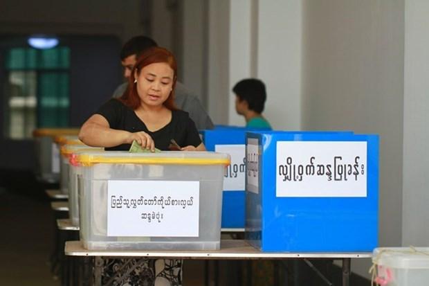 Myanmar: Observadores europeos accederan a colegios electorales hinh anh 1