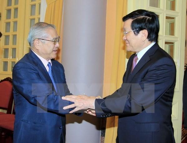 Elogian actividades de asociacion de amistad Japon- Vietnam hinh anh 1