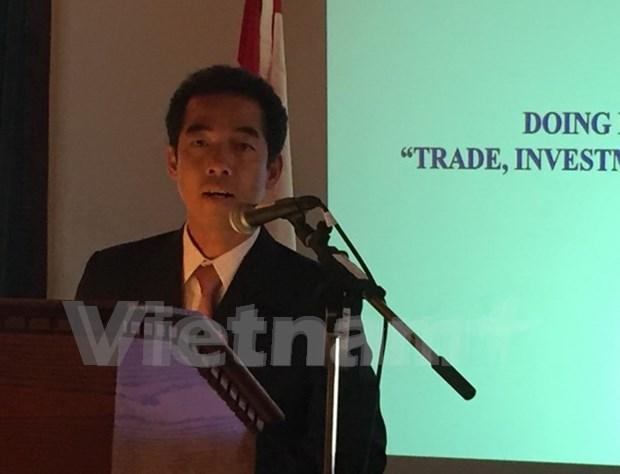 Organizan foro de promocion comercial Vietnam-Canada hinh anh 1