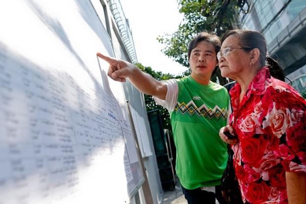 Considera Myanmar prolongacion de votos anticipados en el extranjero hinh anh 1