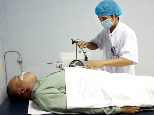 Hospitales vietnamita y tailandes cooperan contra cancer hinh anh 1
