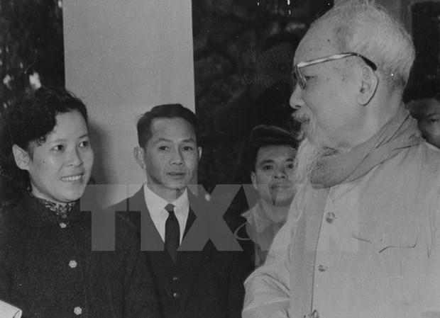 Presentan libro del presidente Ho Chi Minh en idioma albano hinh anh 1