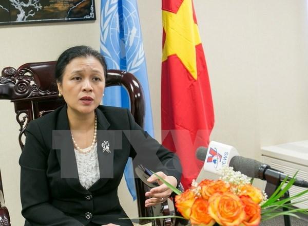 Vietnam elegido a Consejo Economico y Social de ONU hinh anh 1