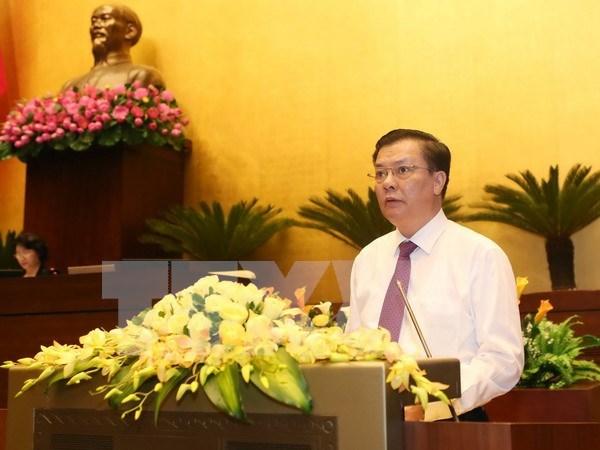 Vietnam determinado a renovar sistema de contabilidad hinh anh 1