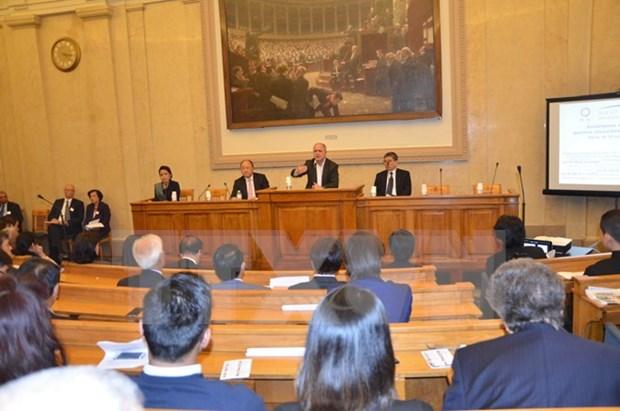 Debuta Consejo de Alto Nivel de Asiaticos en Francia hinh anh 1