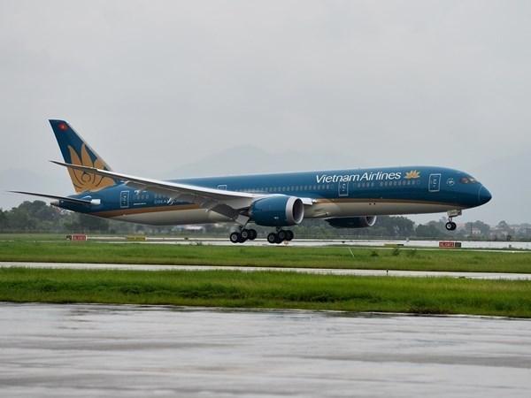 Inaugurara Vietnam Airlines nueva ruta domestica hinh anh 1
