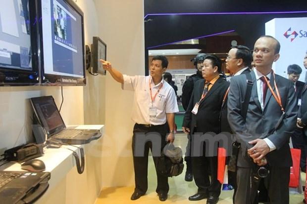 Inauguran en Malasia exposicion de equipos de seguridad de Asia hinh anh 1