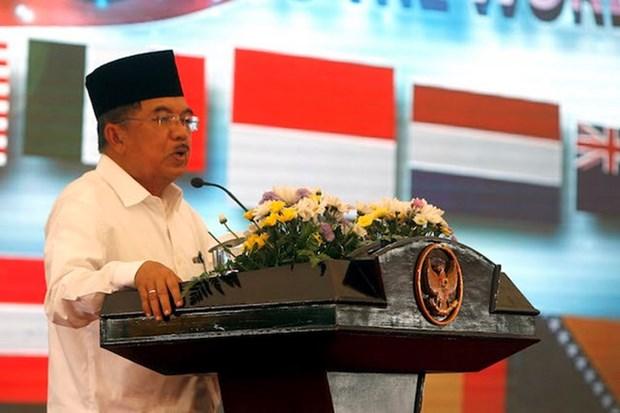 Efectuan conferencia ministerial de justicia de ASEAN en Indonesia hinh anh 1