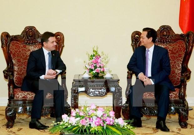 Vietnam y Rusia empenan en profundizar nexos bilaterales hinh anh 1