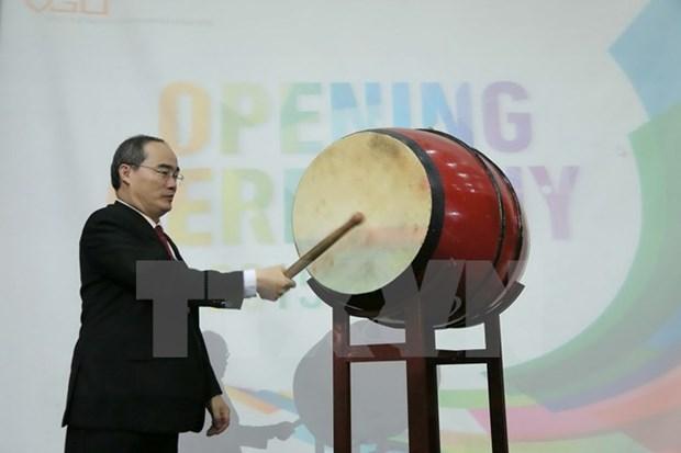 Desarrollan nuevo modelo universitario Vietnam- Alemania hinh anh 1