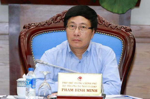 Comite vietnamita para APEC 2017 convoca segunda sesion hinh anh 1