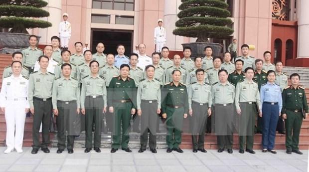 Vietnam ratifica politica militar de paz hinh anh 1