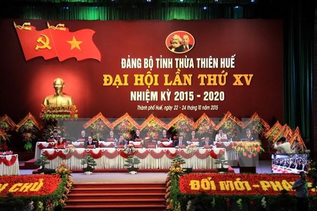 Thua Thien – Hue convocada a ser urbe de primera categoria del pais hinh anh 1