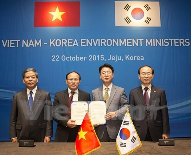 Cooperan Vietnam y Sudcorea en la proteccion de biodiversidad hinh anh 1