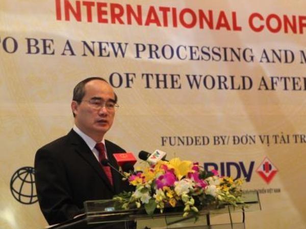 Vietnam aspira convertirse en centro mundial de manufactura hinh anh 1