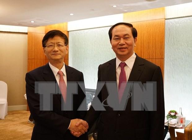 Refuerzan Vietnam y China cooperacion en seguridad publica hinh anh 1
