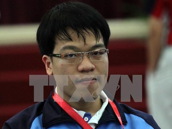 Le Quang Liem triunfa en torneo Spice Cup en Estados Unidos hinh anh 1