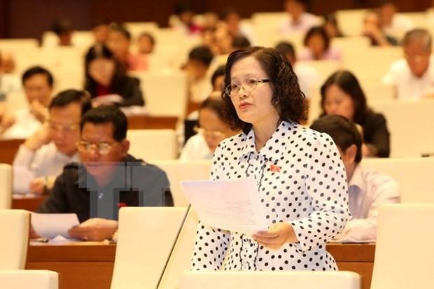 Analiza Parlamento vietnamita proyecto del Codigo Civil hinh anh 1