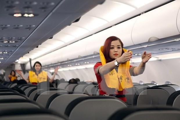 VietJet Air lanza programa de actualizacion de vuelo a traves de Zalo hinh anh 1