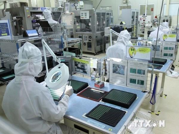 JICA apoya a Vietnam en desarrollo de industria auxiliar hinh anh 1