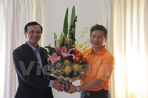 Inauguran oficina de Ciencia y Tecnologia de Vietnam en Australia hinh anh 1
