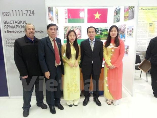Vietnam participa en feria internacional en Belarus hinh anh 1