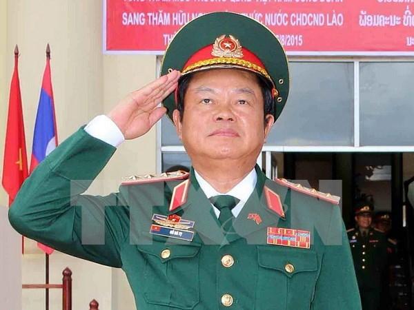 Delegacion militar vietnamita visitara Cuba hinh anh 1