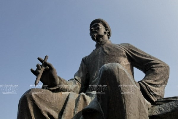 Buscan preservar legado de Nguyen Du mediante educacion general hinh anh 1