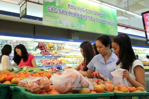 Asciende 0,11 por ciento IPC de Vietnam en octubre hinh anh 1