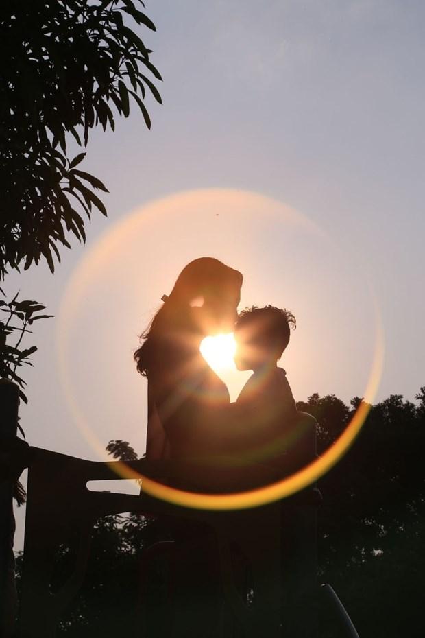 Obra sobre amor maternal gana premio especial de Canon PhotoMarathon hinh anh 1