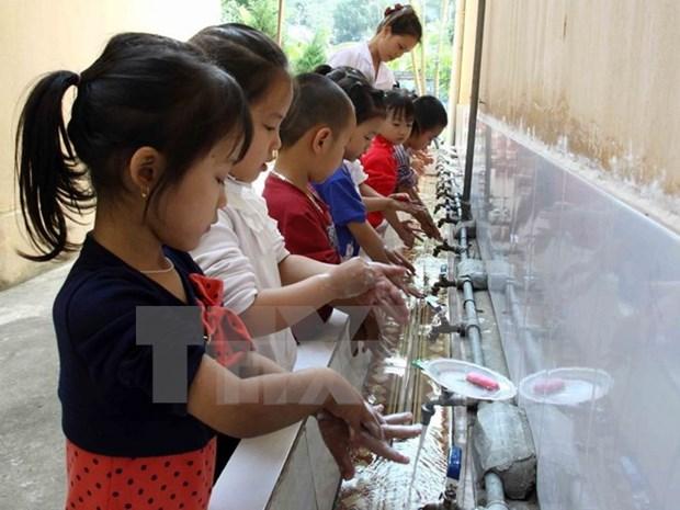 Maraton Internacional por agua potable en escuelas hinh anh 1