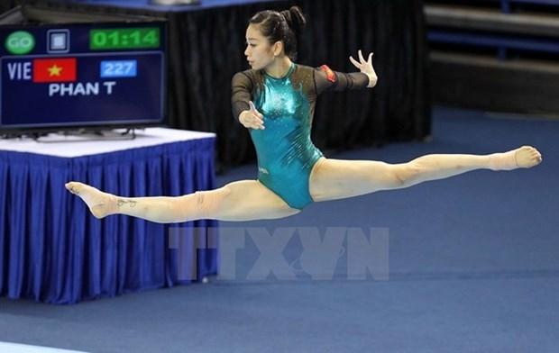 Gimnasta vietnamita se despide del sueno olimpico hinh anh 1