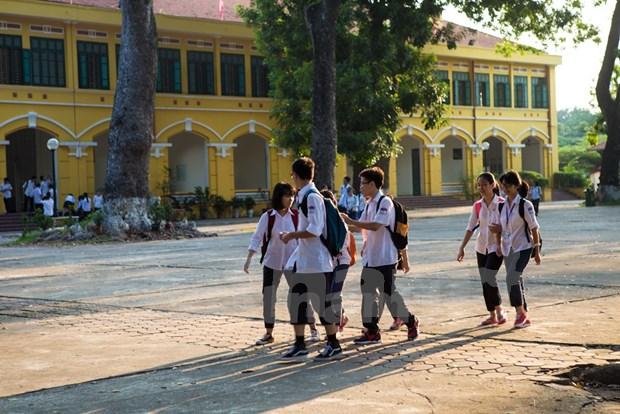 Hanoi, punto relevante en educacion y formacion hinh anh 1