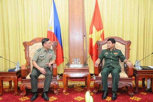 Estrechan nexos entre Vietnam y otros paises en misiones de paz hinh anh 1