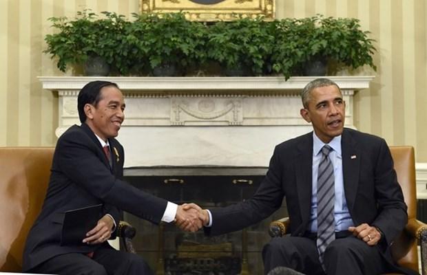 Indonesia aspira a fortalecer nexos economicos con Estados Unidos hinh anh 1