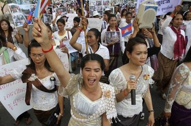 ASEAN y UE dialogan sobre politicas de derechos humanos hinh anh 1