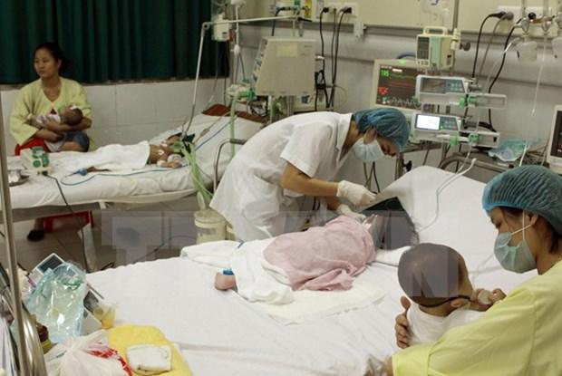 Comienza construccion de segundo hospital de pediatria en Hanoi hinh anh 1