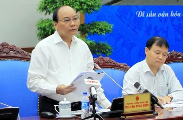 Vicepremier insta a intensificar lucha contra contrabando hinh anh 1