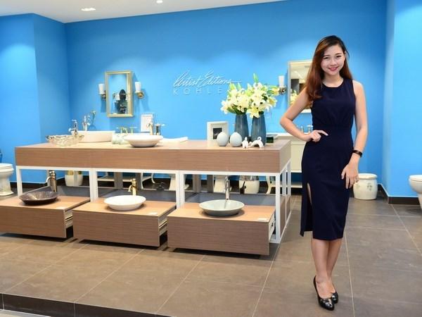 Productores europeos atraidos por mercado de muebles en Vietnam hinh anh 1