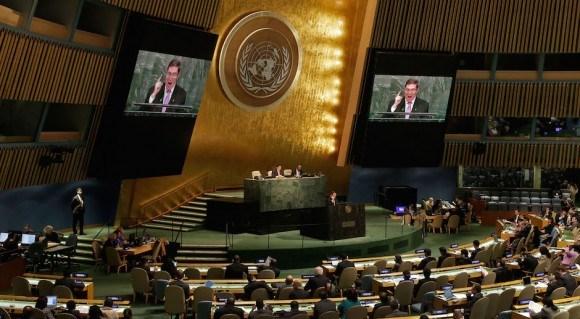 ONU aprueba resolucion contra bloqueo a Cuba hinh anh 1