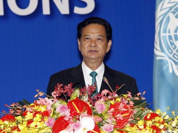 Reitera Vietnam determinacion de contribuir a misiones de ONU hinh anh 1
