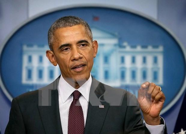 Obama realizara gira por Turquia, Filipinas y Malasia en noviembre hinh anh 1