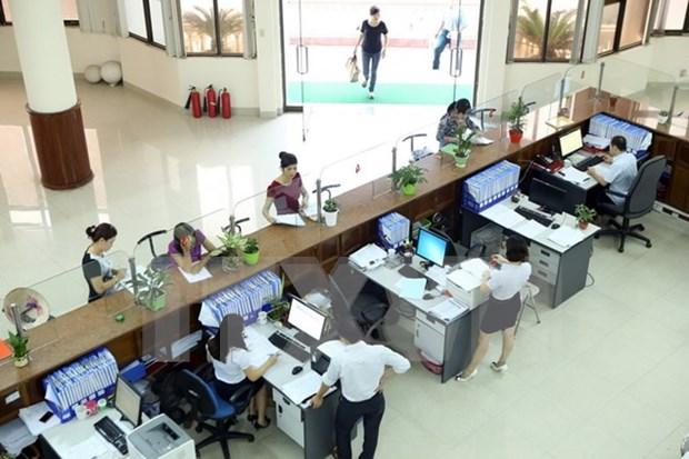Experimentan modelo del centro de administracion publica en Quang Ninh hinh anh 1