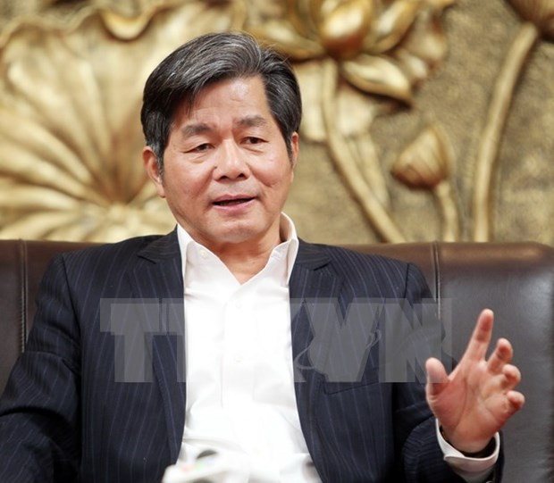 Buscan promover inversion japonesa en Vietnam hinh anh 1