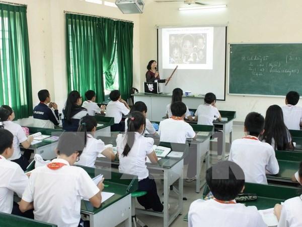 Promueven igualdad de genero y educacion infantil en Vietnam hinh anh 1