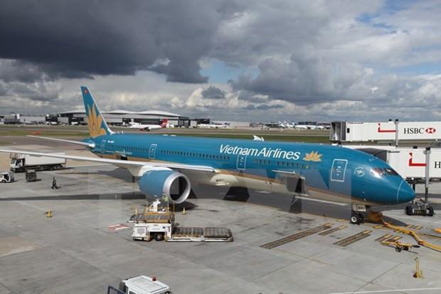 Vietnam Airlines opera Boeing 787-9 para vuelos a Alemania hinh anh 1